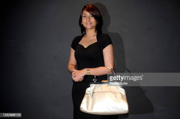 "Urvashi Dholakia attends the launch of the TV show ""Kante Ki Takkar"" on September 1, 2008 in Mumbai, India."