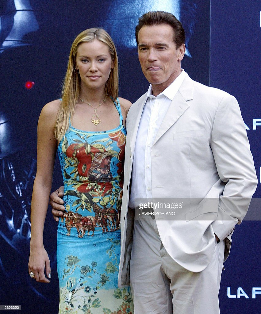 us actor arnold schwarzenegger (r) and a pictures | getty images