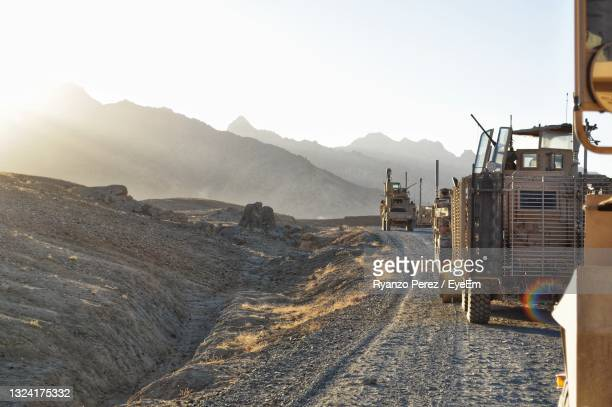 us army patrol - war and conflict stock pictures, royalty-free photos & images