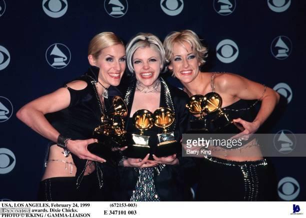 Usa Los Angeles February 24 1999 The Grammy Awards Dixie Chicks