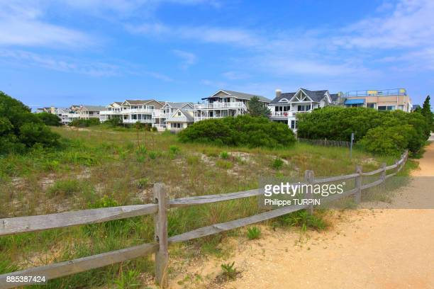 usa, new jersey, ocean city. - ocean city new jersey stock photos and pictures