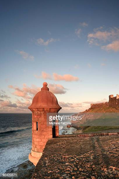 usa, puerto rico, fuerte san cristobal - san juan stock pictures, royalty-free photos & images