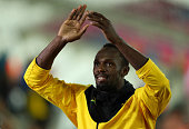 london england usain bolt jamacia waves