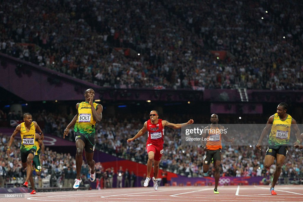 Olympics Day 13 - Athletics : News Photo