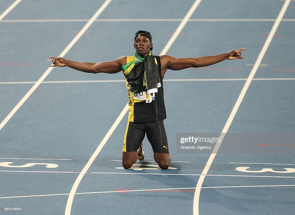 Men's Athletics: Rio 2016 Olympic Games : News Photo