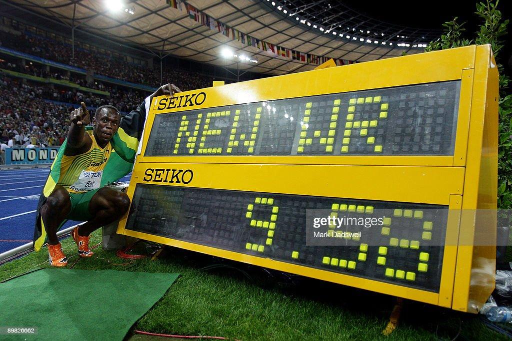 12th IAAF World Athletics Championships - Day Two : News Photo