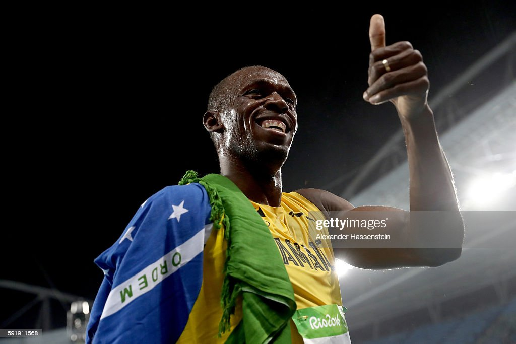 Athletics - Olympics: Day 13 : Photo d'actualité