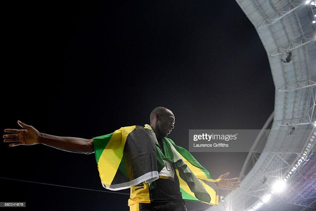 Athletics - Olympics: Day 14 : News Photo