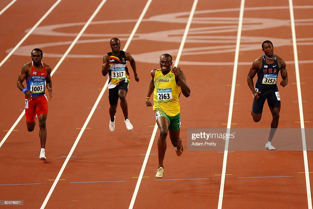 Olympics Day 12 - Athletics : News Photo