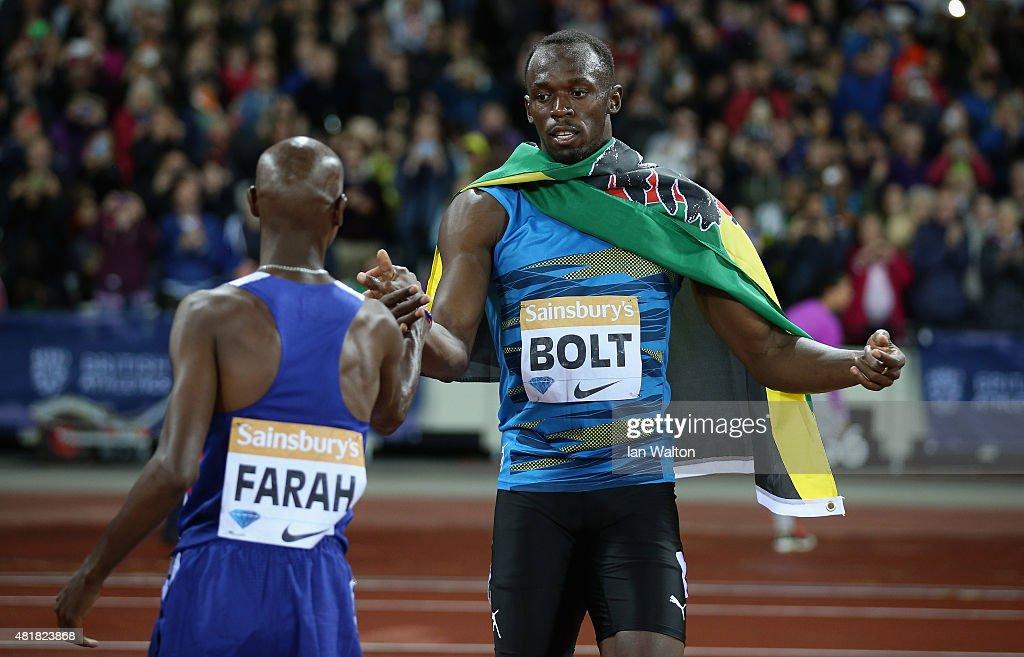 Sainsbury's Anniversary Games - IAAF Diamond League 2015: Day One : News Photo