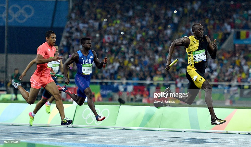 Athletics - Olympics: Day 14 : News Photo