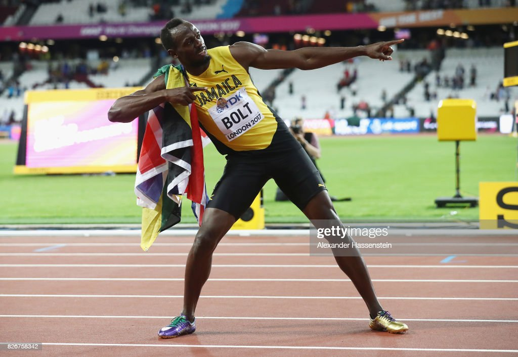 16th IAAF World Athletics Championships London 2017 - Day Two : News Photo