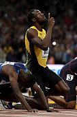 london england usain bolt jamaica points