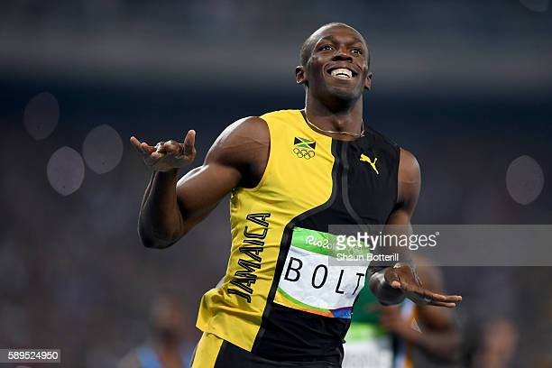 Usain Bolt Stock Photos and Pictures | Getty Images