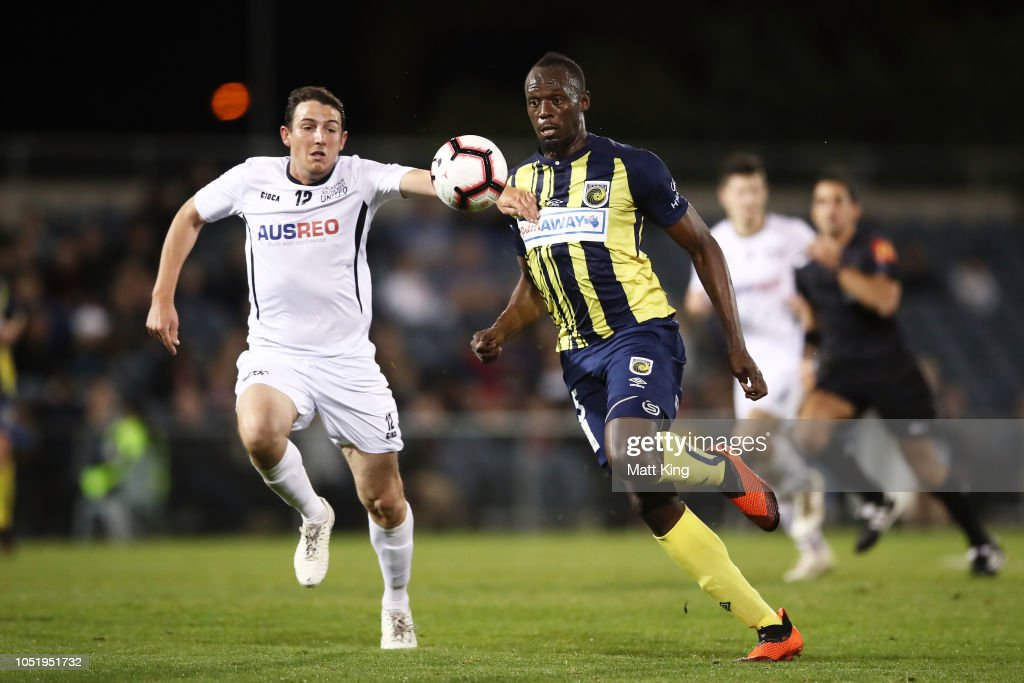 Central Coast Mariners v Macarthur South West Utd : News Photo