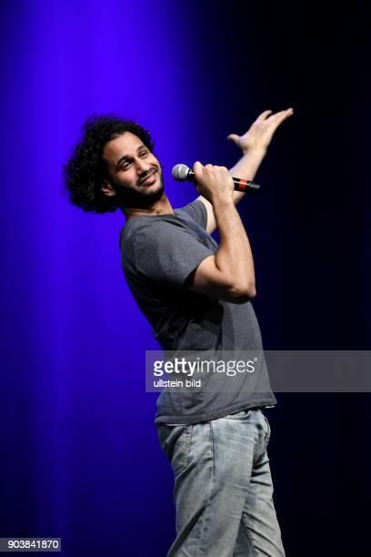 Usama Elyas alias Ususmango gastiert bei der RebellComedy Show beim 25 Köln Comedy FestivalEWerk Schanzenstraße 37 51063 Köln
