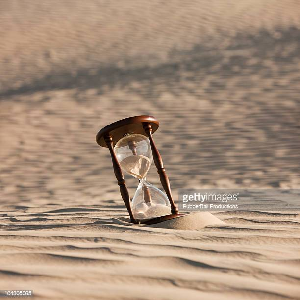usa,utah,little sahara,hourglass on desert - sandy utah stock pictures, royalty-free photos & images