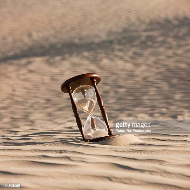 EUA, Utah, pequeno deserto de Saara, Ampulheta em