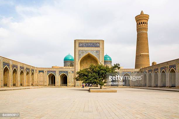 UZB Usbekistan Uzbekistan Buchara die Heilige Stadt Zentrum der islamischen Lehre Handelszentrum Museumsstadt Unesco Welterbe Weltkulturerbe...