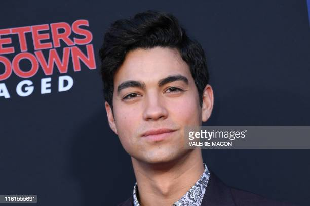 USBrazilian actor Davi Santos attends the premiere of 47 Meteres Down Uncaged at the Regency Village Theatre in Westwood California on August 13 2019