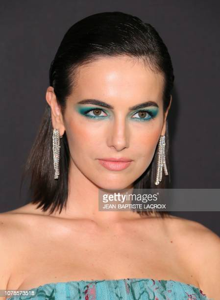 USBrazilian actress Camilla Belle arrives for the Warner Bros and In Style 20th annual post Golden Globes party at the Oasis Courtyard of the Beverly...