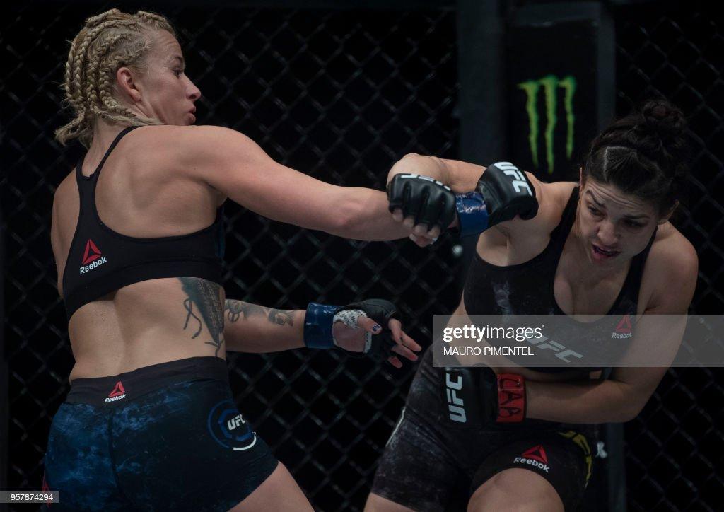 MMA-UFC-BRA : News Photo