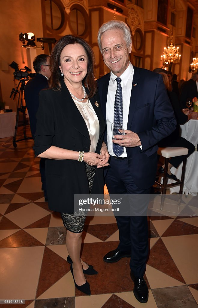 New Year Reception Of Bavarian State Government