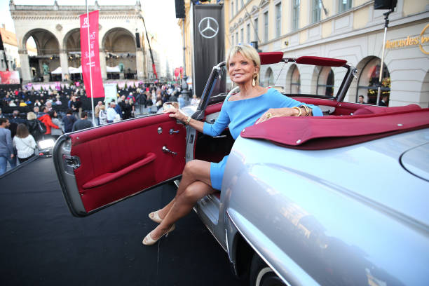 """DEU: Mercedes-Benz Reception At """"Klassik Am Odeonsplatz"""" In Munich"""