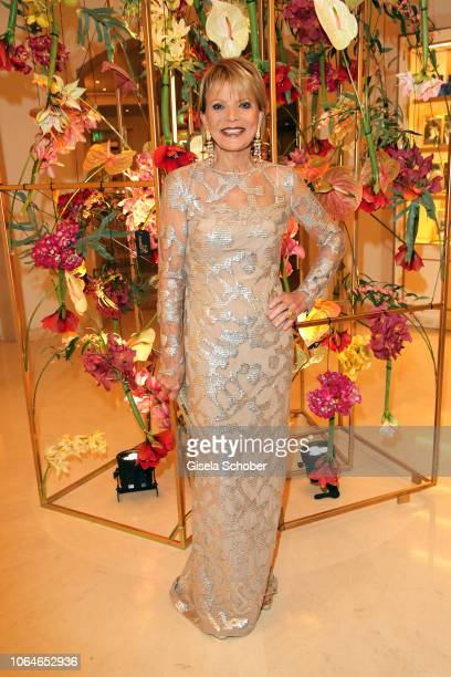 Uschi Glas during the 67th Bundespresseball at Hotel Adlon on November 23 2018 in Berlin Germany