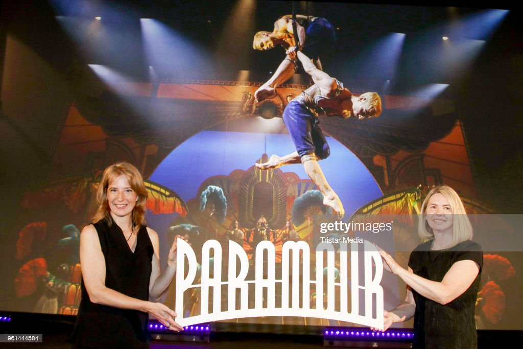 Musical 'Paramour' Presented In Hamburg