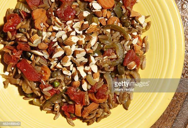 Use orzo to make this nutty pasta pilaf an easy onepot meal