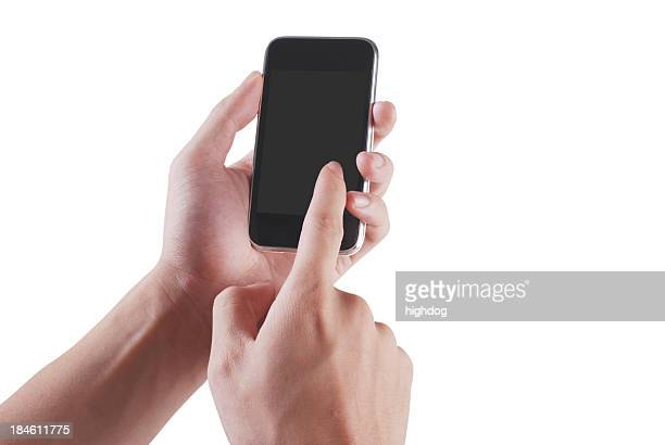 Smartphone mit smart