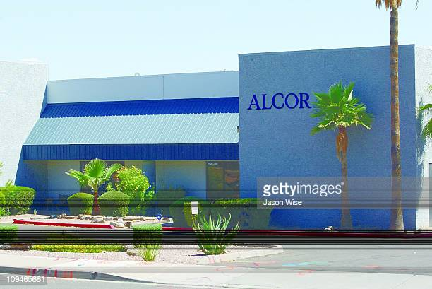 Ted Williams Cryonics Investigation Exterior view of Alcor company office on 7895 East Acoma Drive The body of Ted William was sent here after his...