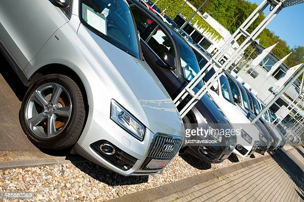 Audi coches usados