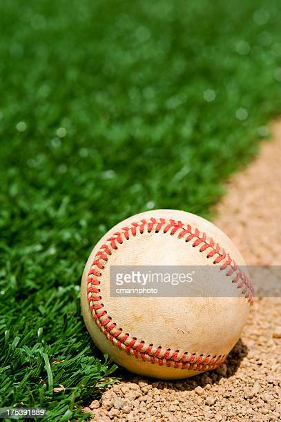 used  baseball - cmannphoto stock pictures, royalty-free photos & images