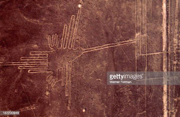 Used for rituals probably related to astronomy the Nazca geoglyphs covering an area of around 400 square miles are visible only from the air There...