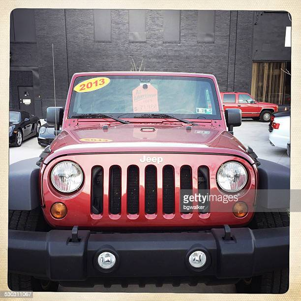 Utiliza para la venta en Jeep