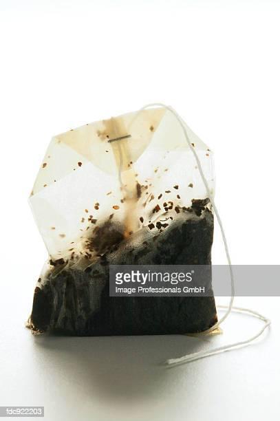 Used tea bag