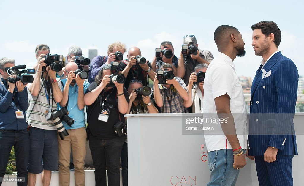'Hands Of Stone' - Photocall - The 69th Annual Cannes Film Festival : News Photo