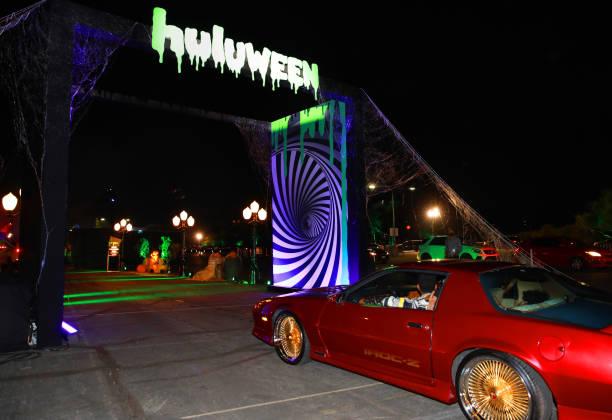 CA: Huluween Drive-In 2020