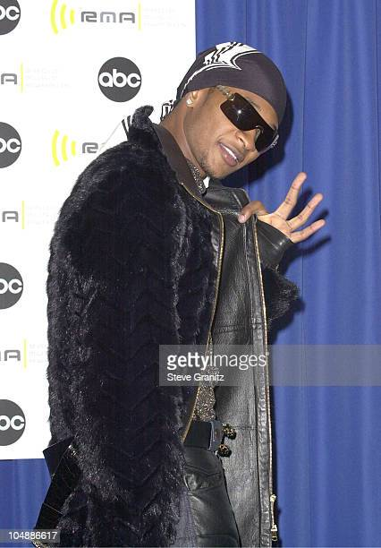 Usher during The 2000 Radio Music Awards at The Aladdin Hotel in Las Vegas Nevada United States