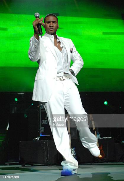 """Usher during The Andre Agassi Charitable Foundation's 10th Annual """"Grand Slam for Children"""" Fundraiser - Show at MGM Grand Garden Arena in Las Vegas,..."""