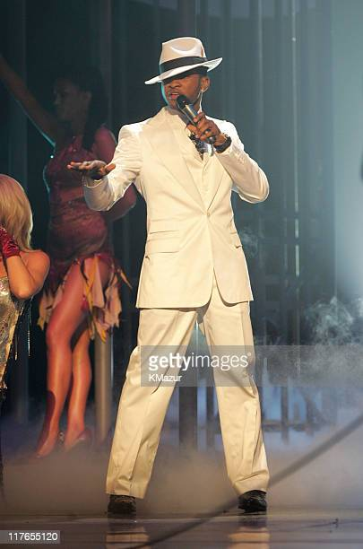 Usher performs 'My Boo' during 32nd Annual American Music Awards Show at Shrine Auditorium in Los Angeles California United States