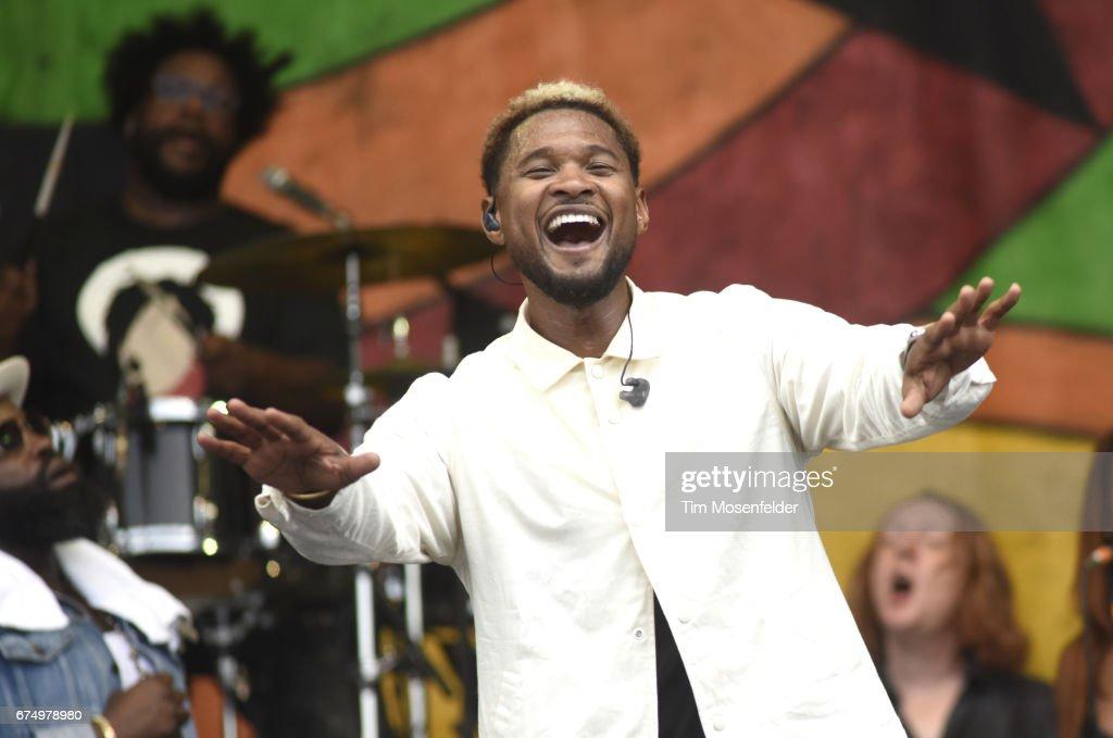 2017 New Orleans Jazz & Heritage Festival - Day 2 : Foto jornalística