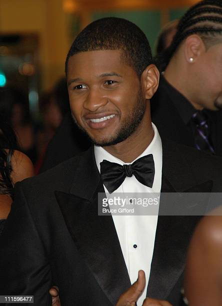 Usher Raymond during 2007 Trumpet Awards Celebrate African American Achievement at Bellagio Hotel in Las Vegas Nevada United States
