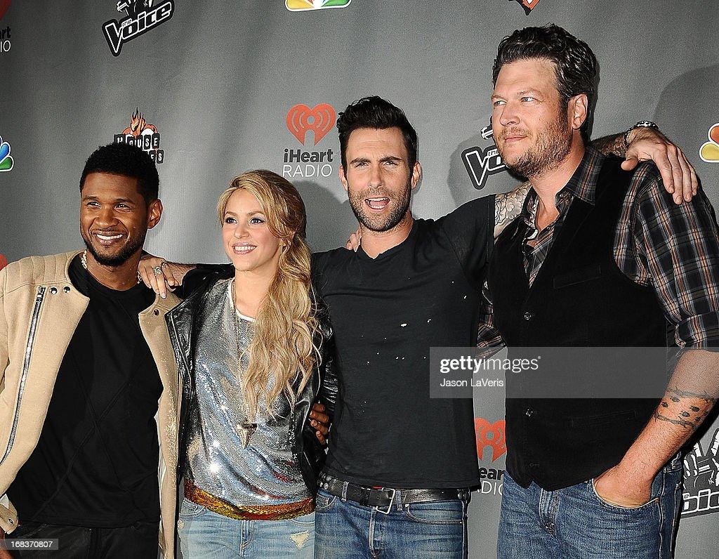 "NBC's ""The Voice"" Season 4 Premiere : News Photo"