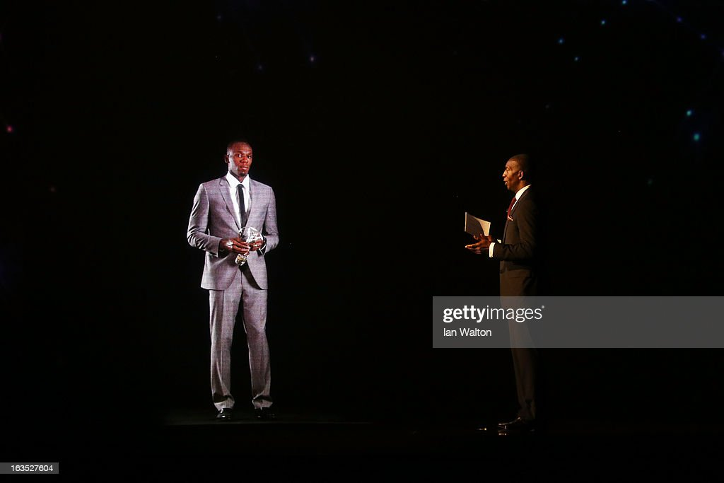 Awards Show - 2013 Laureus World Sports Awards