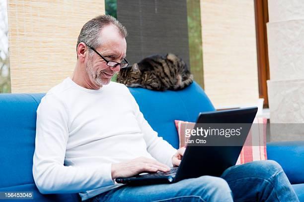 Mit laptop