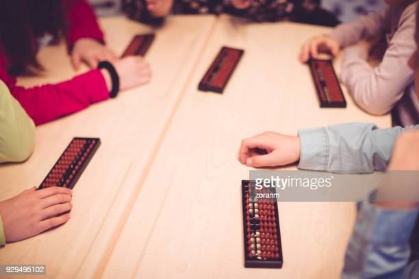 Using abacus