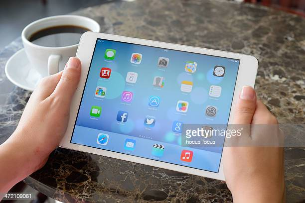 Avec Apple iPad Mini